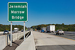 US I-71 Jeremiah Morrow Bridge | HNTB & Kokosing Construction Company