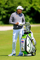 Phachara Khongwhatmai (THA) during the first round of the Lyoness Open powered by Organic+ played at Diamond Country Club, Atzenbrugg, Austria. 8-11 June 2017.<br /> 08/06/2017.<br /> Picture: Golffile | Phil Inglis<br /> <br /> <br /> All photo usage must carry mandatory copyright credit (&copy; Golffile | Phil Inglis)