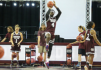 Maroon Madness 2016 - Basketball showcase.<br />  (photo by Kelly Price / &copy; Mississippi State University Athletics)