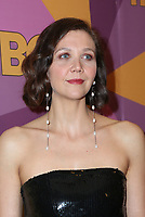 BEVERLY HILLS, CA - JANUARY 7: Maggie Gyllenhaal at the HBO Golden Globes After Party at the Beverly Hilton in Beverly Hills, California on January 7, 2018. <br /> CAP/MPI/FS<br /> &copy;FS/MPI/Capital Pictures