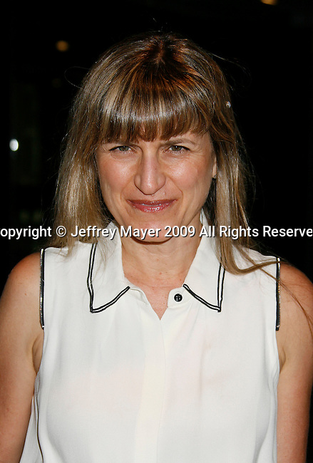 "WEST HOLLYWOOD, CA. - June 08: Director Catherine Hardwicke arrives at the Los Angeles premiere of ""Whatever Works"" at the Pacific Design Center on June 8, 2009 in West Hollywood, California."