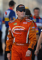 Apr 19, 2007; Avondale, AZ, USA; Nascar Nextel Cup Series driver Kenny Wallace (78) during qualifying for the Subway Fresh Fit 500 at Phoenix International Raceway. Mandatory Credit: Mark J. Rebilas