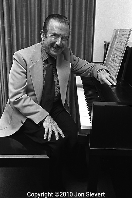 Claudio Arrau, Dec 8, 1977