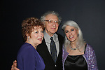 Another World's Anita Gillette - Sheldon Harnick (Lyracist & special guest) and Jamie deRoy at Jamie deRoy & Friends Cabaret as they sang songs from Tony Award winning musicals on May 1, 2010 at Primary Stages 59E59 Theaters celebrate their 25th anniversary - New York City, New York. (Photo by Sue Coflin/Max Photos