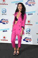 Vick Hope<br /> at the Capital Summertime Ball 2017, Wembley Stadium, London. <br /> <br /> <br /> &copy;Ash Knotek  D3278  10/06/2017