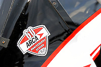 2012- 60 years of ARCA, sticker on a ARCA race car.