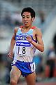 Takayuki Matsumiya (JPN),.APRIL 28, 2011 - Athletics : The 46th Mikio Oda Memorial athletic meet, JAAF Track & Field Grand Prix Rd.3, during Men's 5000m final at Hiroshima Kouiki Kouen (Hiroshima Big arch), Hiroshima, Japan. (Photo by Jun Tsukida/AFLO SPORT) [0003].