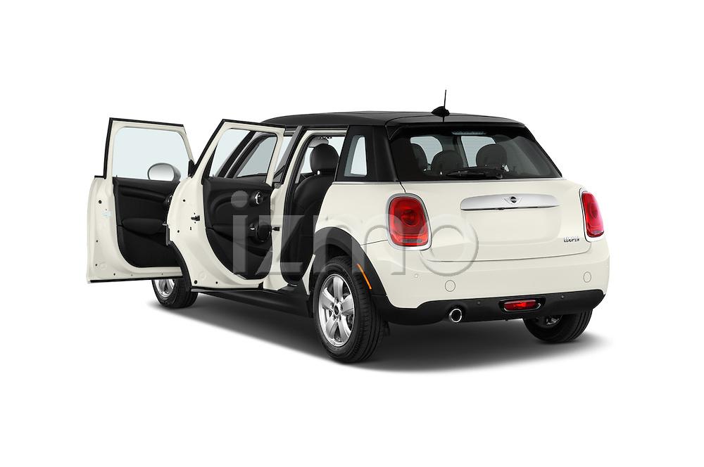 Car images of a 2015 MINI Cooper Hardtop S 4 Door Hatchback Doors