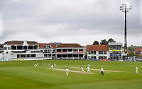 General view of the St Lawrence ground during day 1 of the four day tour match between Kent CCC and Pakistan at the St Lawrence Ground, Canterbury, on Sat April 28, 2018