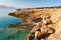 Pissina of Koufonissi island in Cyclades, Greece