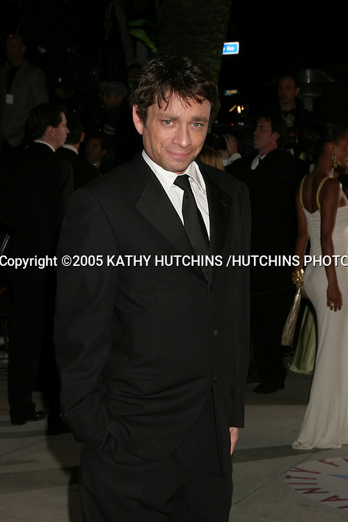 CHRIS KATTAN.VANITY FAIR OSCAR PARTY.MORTONS RESTURANT.W. HOLLYWOOD, CA .February 27, 2005.©2005 KATHY HUTCHINS /HUTCHINS PHOTO.