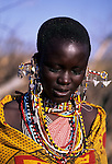 A glance into the Maasai life