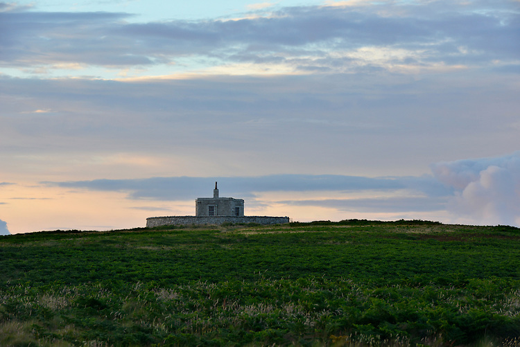 Tibbets on Lundy Island, Devon