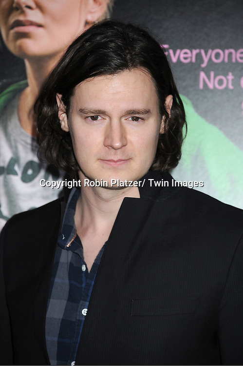 "Benjamin Walker attends The World Premiere of "" Young Adult"" on ..December 8, 2011 at The Ziegfeld Theatre in New York City."