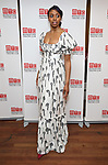Condola Rashad attends the Broadway Opening Night After Party for 'Saint Joan' at the Copacabana on April 25, 2018 in New York City.