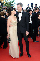 "Ewan McGregor and Eve Mavrakis attending the ""On the Road"" Premiere during the 65th annual International Cannes Film Festival in Cannes, 23.05.2012...Credit: Timm/face to face"