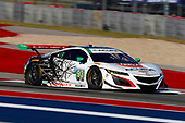 IMSA WeatherTech SportsCar Championship<br /> Advance Auto Parts SportsCar Showdown<br /> Circuit of The Americas, Austin, TX USA<br /> Saturday 6 May 2017<br /> 93, Acura, Acura NSX, GTD, Andy Lally, Katherine Legge<br /> World Copyright: Jake Galstad<br /> LAT Images<br /> ref: Digital Image galstad-COTA-0417-46597