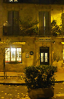 L'Hotel du Palais hotel. Montpellier. Languedoc. France. Europe.