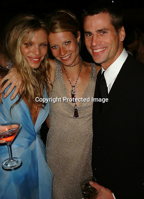 Esther Canadas, Gwyneth Paltrow &amp; Mark Vanderloo<br />