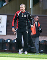 22/08/2010   Copyright  Pic : James Stewart.sct_jsp011_dundee_utd_v_ict  .:: CALEY MANAGER TERRY BUTCHER AT THE END OF THE GAME :: .James Stewart Photography 19 Carronlea Drive, Falkirk. FK2 8DN      Vat Reg No. 607 6932 25.Telephone      : +44 (0)1324 570291 .Mobile              : +44 (0)7721 416997.E-mail  :  jim@jspa.co.uk.If you require further information then contact Jim Stewart on any of the numbers above.........