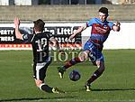 Drogheda United Mark Hughes. Photo:Colin Bell/pressphotos.ie