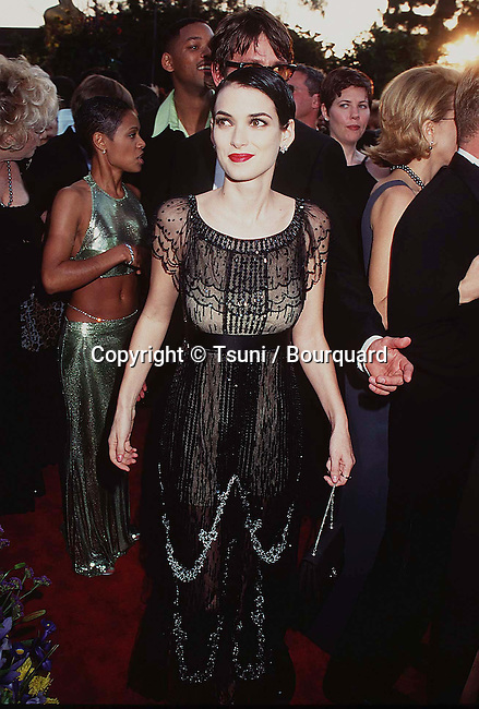 Winona Ryder arriving at the 69th ceremony of the Oscars  in Los Angeles. March 27, 1997.           -            RyderWinona_Oscars97.jpg