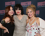 Beth Leavel and family and family attends the Broadway Opening Night After Party of 'Bandstand' at the Edison Ballroom on 4/26/2017 in New York City.