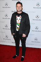 "HOLLYWOOD, LOS ANGELES, CA, USA - FEBRUARY 26: Cole Sternberg at The Art Of Elysium's 7th Annual ""Pieces Of Heaven"" Charity Art Auction held at Siren Studios on February 26, 2014 in Hollywood, Los Angeles, California, United States. (Photo by David Acosta/Celebrity Monitor)"