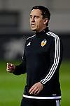 New coach Gary Neville takes his first public training session - UEFA Champions League -  pre match Training Session - Valencia CF vs Lyon  - Paterna Training Ground - Valencia - Spain - 7th December 2015 - Pic David Aliaga/Sportimage