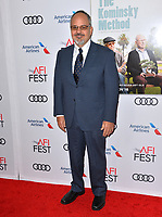 "LOS ANGELES, CA. November 10, 2018: Al Higgins at the AFI Fest 2018 world premiere of ""The Kominsky Method"" at the TCL Chinese Theatre.<br /> Picture: Paul Smith/Featureflash"