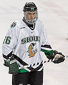 Kyle Radke - The University of Minnesota Golden Gophers defeated the University of North Dakota Fighting Sioux 4-3 on Friday, December 9, 2005, at Ralph Engelstad Arena in Grand Forks, North Dakota.