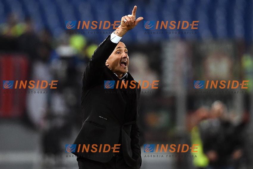 Luciano Spalletti Roma <br /> Roma 12-12-2016 Stadio Olimpico Football <br /> Campionato Serie A 2016/2017 <br /> AS Roma - Milan <br /> Foto Andrea Staccioli / Insidefoto
