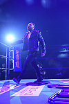 Jon Moxley during the IWGP US Heavyweight Championship Match/Texas Death Match New Japan Pro-Wrestling Wrestle Kingdom 14 at Tokyo Dome on January 4, 2020 in Tokyo, Japan. (Photo by New Japan Pro-Wrestling/AFLO)