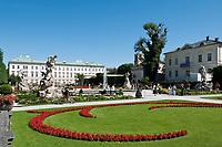 Oesterreich, Salzburger Land, Salzburg: Schloss Mirabell und Mirabellgarten, Galerie Thaddaeus Ropac | Austria, Salzburger Land, Salzburg: Palace Mirabell and Mirabell Garden, Gallery Thaddaeus Ropac
