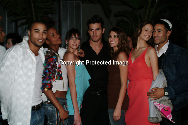 L.A. Models Char Michelle, Kira, Jay, Veronica Taylor, Annique Delphine &amp; Sharif<br />