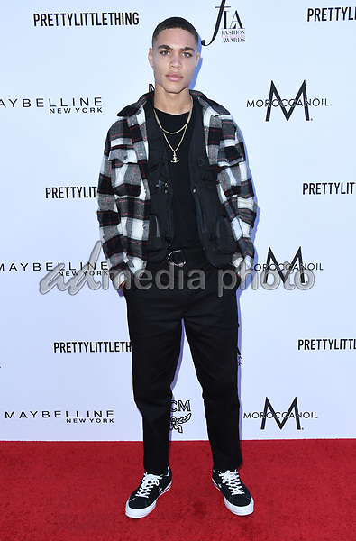 08 April 2018 - Beverly Hills, California - Ryan Whitaker. The Daily Front Row's 4th Annual Fashion Los Angeles Awards held at The Beverly Hills Hotel. Photo Credit: Birdie Thompson/AdMedia