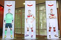 Manuel Neuer, Philipp Lahm und Miroslav Klose gehören dem WM Kader an - DFB Kadernominierung für die WM 2014