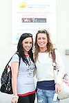 Gabriella Marsella and Megan Farrell at the KidKast Summer Show in The TLT...Photo NEWSFILE/Jenny Matthews.(Photo credit should read Jenny Matthews/NEWSFILE)....This Picture has been sent you under the condtions enclosed by:.Newsfile Ltd..The Studio,.Millmount Abbey,.Drogheda,.Co Meath..Ireland..Tel: +353(0)41-9871240.Fax: +353(0)41-9871260.GSM: +353(0)86-2500958.email: pictures@newsfile.ie.www.newsfile.ie.FTP: 193.120.102.198.