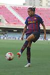 FC Barcelona vs Chelsea FC: 1-1.<br /> Andressa Alves.