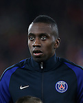 PSG's Blaise Matuidi in action during the Champions League group A match at the Emirates Stadium, London. Picture date November 23rd, 2016 Pic David Klein/Sportimage