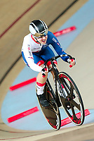 Picture by Alex Whitehead/SWpix.com - 23/03/2018 - Cycling - 2018 UCI Para-Cycling Track World Championships - Rio de Janeiro Municipal Velodrome, Barra da Tijuca, Brazil - Katie Toft of Great Britain competes in the Women's C1 500m Time Trial final.