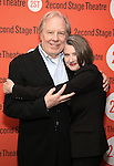 Michael McKean and Annette O'Toole attends the Second Stage Theatre's Off-Broadway Opening Night After Party for 'Man From Nebraska'  at Dos Caminos on 2/15/2017 in New York City.