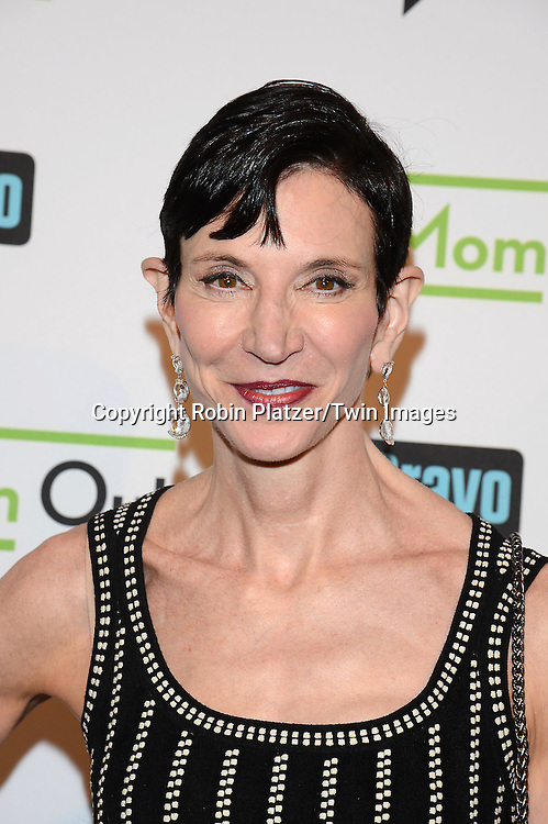 Amy Fine Collins attends the &quot;Odd Mom Out&quot; Screening, which is Bravo's first scripted half-hour comedy from Jill Kargman,  on June 3, 2015 at Florence Gould Hall in New York City, New York, USA.<br /> <br /> photo by Robin Platzer/Twin Images<br />  <br /> phone number 212-935-0770