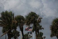 St. Augustine before Hurricane Dorian in St. Augustine, Fla. on September 2, 2019.