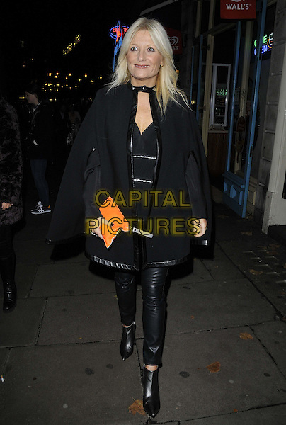 LONDON, ENGLAND - NOVEMBER 03: Gaby Roslin attends the &quot;Dance 'Til Dawn&quot; press night performance, Aldwych Theatre, Aldwych, on Monday November 03, 2014 in London, England, UK. <br /> CAP/CAN<br /> &copy;Can Nguyen/Capital Pictures