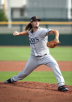 Burch Smith - Surprise Saguaros - 2017 Arizona Fall League (Bill Mitchell)
