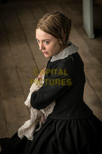 Brimstone (2016) <br /> Dakota Fanning<br /> *Filmstill - Editorial Use Only*<br /> CAP/KFS<br /> Image supplied by Capital Pictures