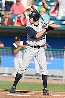 Fort Wayne Wizards Mike Baxter during a Midwest League game at Oldsmobile Park on July 13, 2006 in Fort Wayne, Indiana.  (Mike Janes/Four Seam Images)