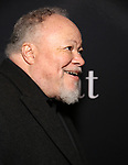 "Stephen McKinley Henderson attends the Broadway Production of  ""Sweat"" at studio 54 Theatre on March 26, 2017 in New York City"