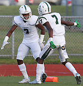West Bloomfield at Southfield, Varsity Football, 10/13/17